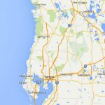 Maps Of Florida: Orlando, Tampa, Miami, Keys, And More   Google Maps Clearwater Beach Florida