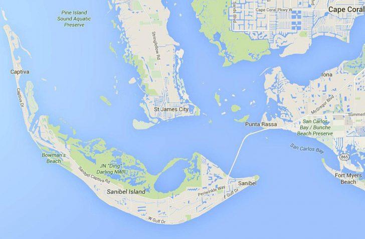 Map Of Florida Panhandle Beaches