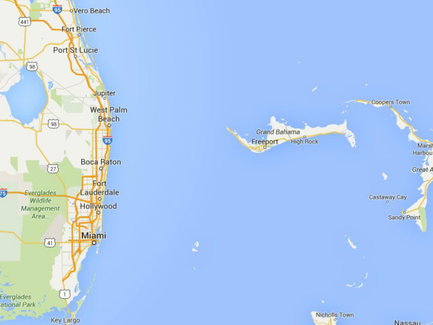Maps Of Florida: Orlando, Tampa, Miami, Keys, And More - St George Island Florida Map