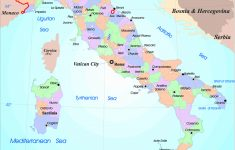 Maps Of Italy | Detailed Map Of Italy In English | Tourist Map Of – Printable Map Of Italy
