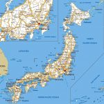 Maps Of Japan | Detailed Map Of Japan In English | Tourist Map Of   Large Printable Map Of Japan