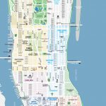 Maps Of New York Top Tourist Attractions   Free, Printable   Printable Tourist Map Of Manhattan