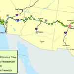 Maps Of Route 66: Plan Your Road Trip   Historic Route 66 California Map