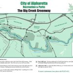 Maps Of The Big Creek Greenway   Florida Greenways And Trails Map