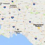 Maps Of The Disneyland Resort   Anaheim California Map