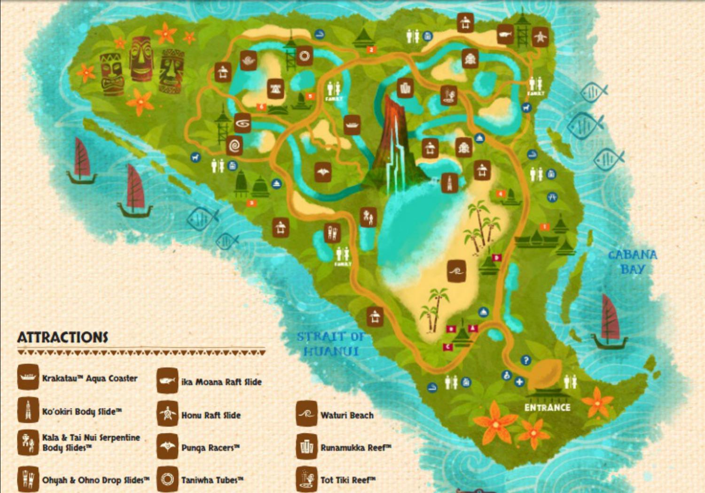 Maps Of Universal Orlando Resort's Parks And Hotels - Universal Studios Florida Resort Map