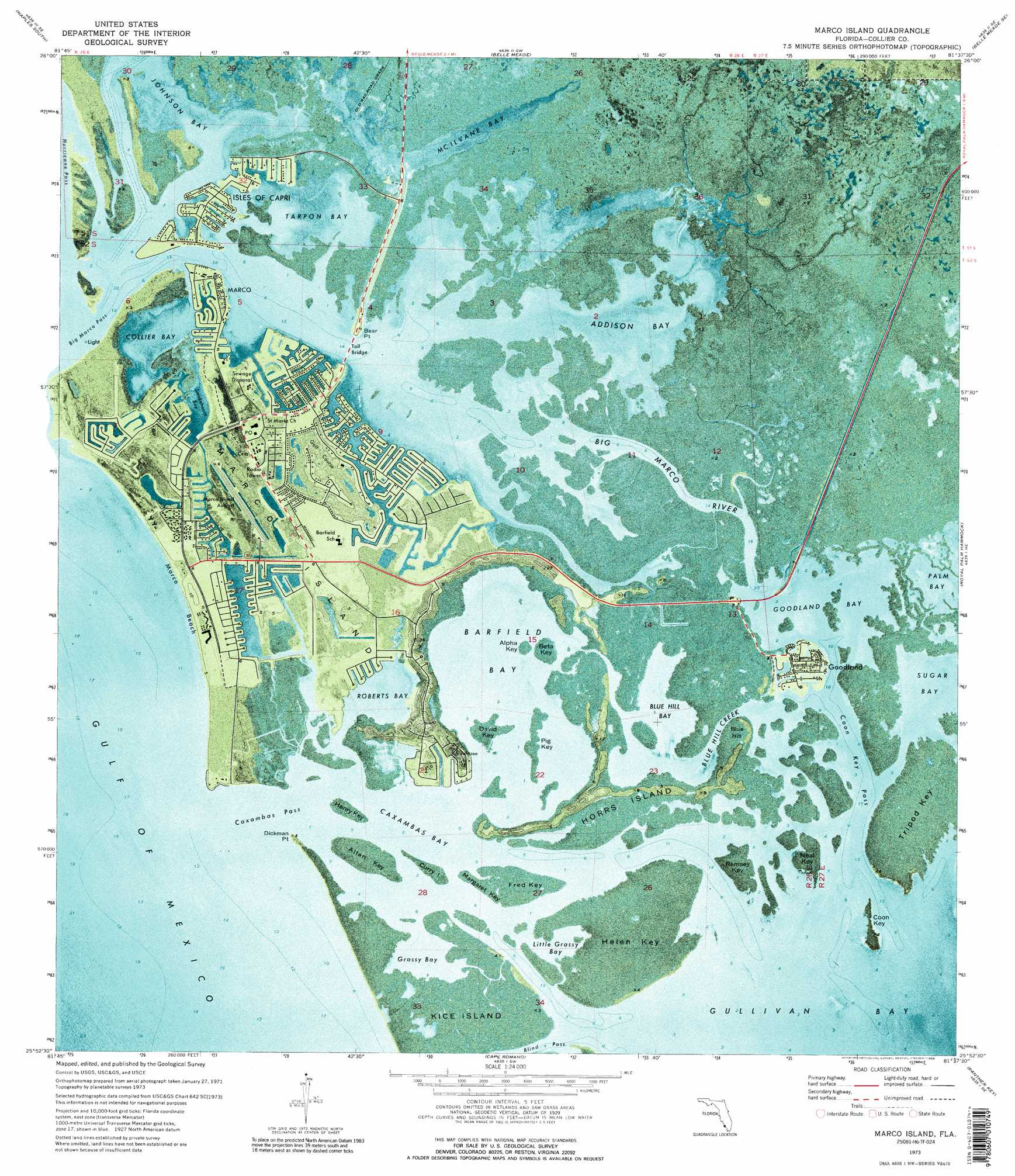 Marco Island Florida Map From Yellowmaps 9 - Ameliabd - Marco Island Florida Map