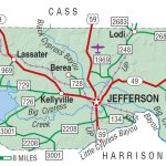 Marion County | The Handbook Of Texas Online| Texas State Historical   Marion Texas Map