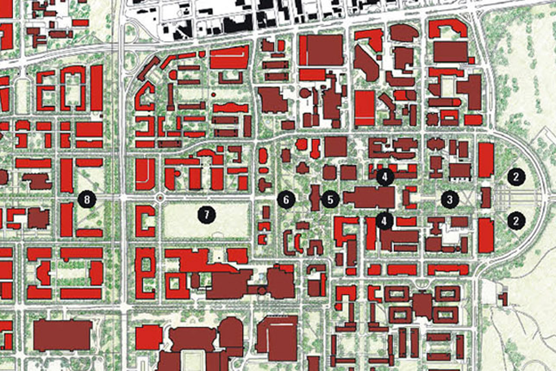 Master Plans - Office Of Facilities Coordination - Texas A&m Housing Map