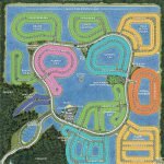 Master Site Plan | New Community | Naples Reserve   Map Of Naples Florida Neighborhoods