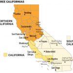 Measure Splitting California Into Three Makes It To Ballot   Megan's Law California Map