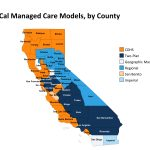 Medi Cal Managed Care: An Overview And Key Issues – Issue Brief   Kaiser Permanente Northern California Service Area Map