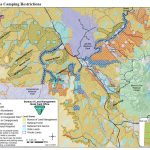 Media: Public Room: Utah: Moab Camping Restrictions | Bureau Of Land   California Blm Camping Map