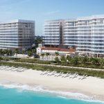 Miami Beach Area Hotel Event Venue | Four Seasons Hotel Surfside   Surfside Florida Map