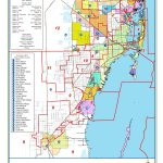Miami Dade Municipalities Map | Miami Real Estate Maps And Graphics   Map Of Dade County Florida