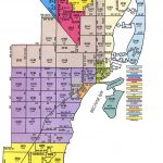 Miami Dade Zip Code Map   Map Of Dade County Florida