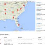 Miami Florida Google Maps And Travel Information | Download Free – Google Maps Pensacola Florida