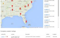 Miami Florida Google Maps And Travel Information | Download Free – Google Maps Pensacola Florida
