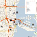 Miami Printable Tourist Map | Free Tourist Maps ✈ | Pinterest   Florida Tourist Map