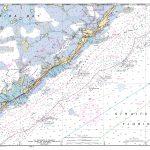 Miami To Marathon And Florida Bay Page E Nautical Chart   Νοαα   Florida Keys Nautical Map