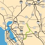 Mid State Tollway   California Toll Roads Map