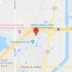 Midflorida Credit Union Amphitheatre At The Florida State   Mid Florida Amphitheater Parking Map
