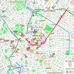 Milan Maps   Top Tourist Attractions   Free, Printable City Street   Printable Map Of Milan City Centre