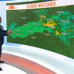 Millions Are Under Flash Flood Warnings Across Midwest   Nbc News   Venice Florida Flood Map