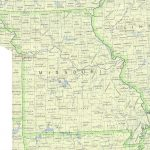 Missouri Maps   Perry Castañeda Map Collection   Ut Library Online   Printable Map Of Springfield Mo