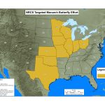 Monarch Butterflies | Nrcs   Usda Rural Development Map Texas