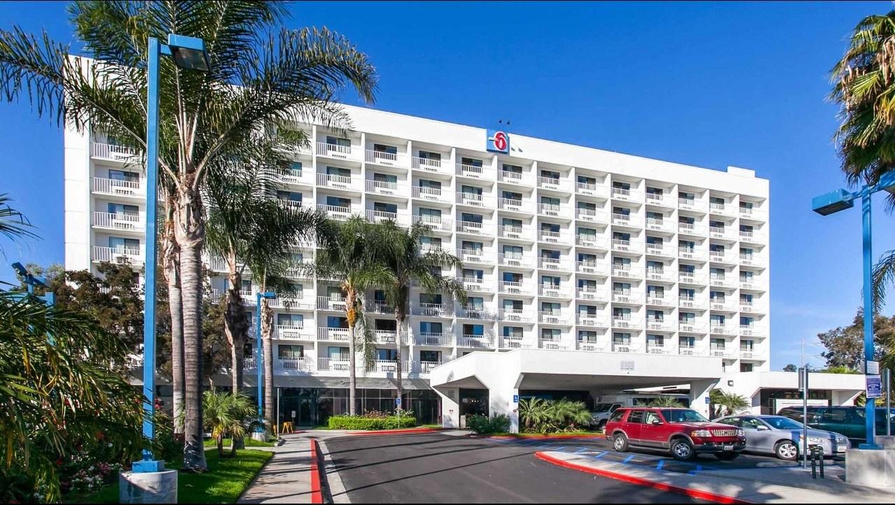 Motel 6 Los Angeles Lax Hotel In Inglewood Ca ($99+) | Motel6 - Motel 6 Locations California Map