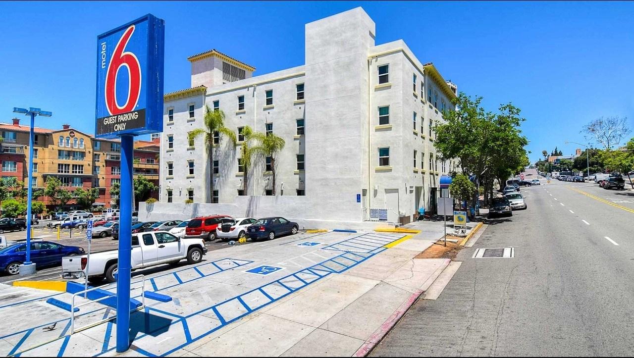 Motel 6 San Diego Downtown Hotel In San Diego Ca ($83+) | Motel6 - Motel 6 Locations California Map