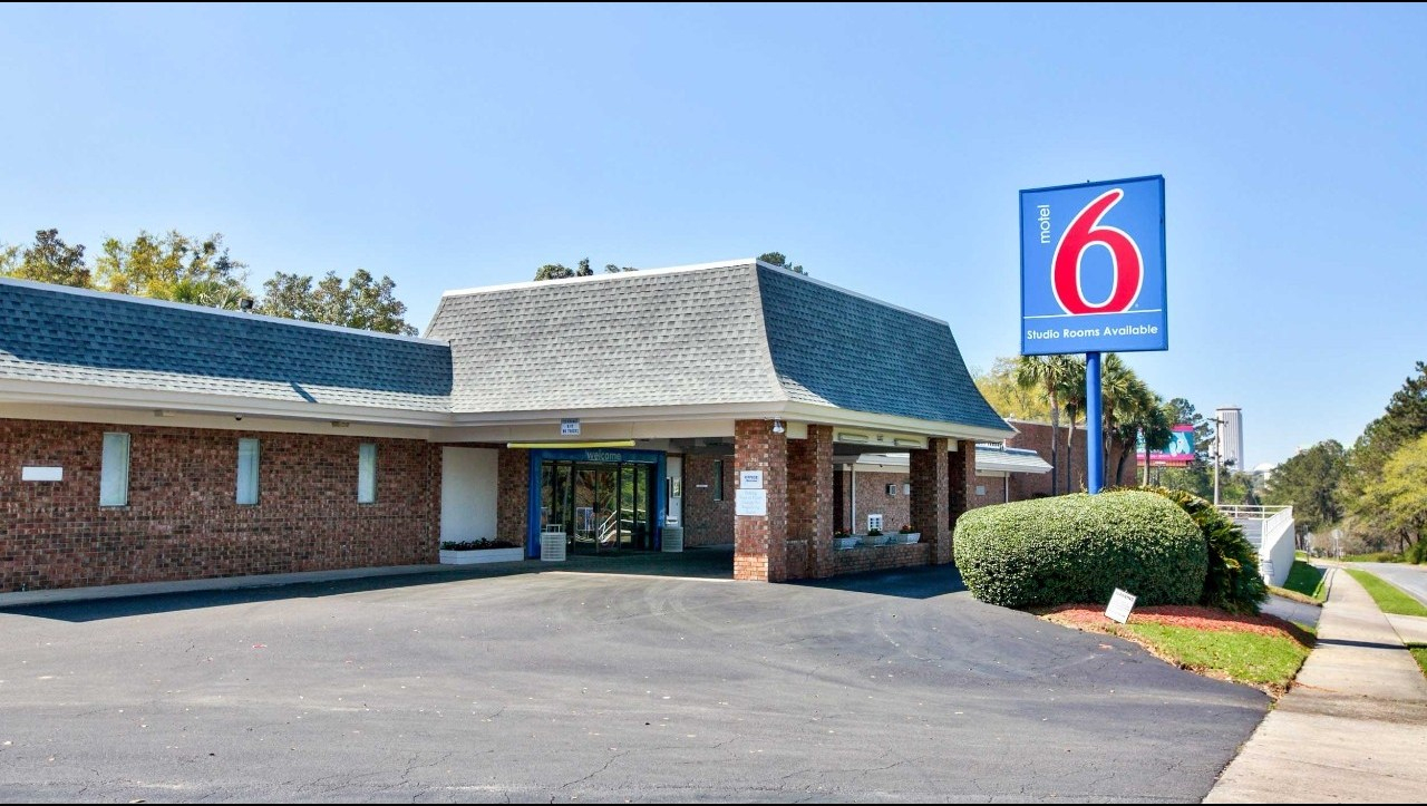 Motel 6 Tallahassee - Downtown Hotel In Tallahassee Fl ($63+ - Motel 6 Florida Map