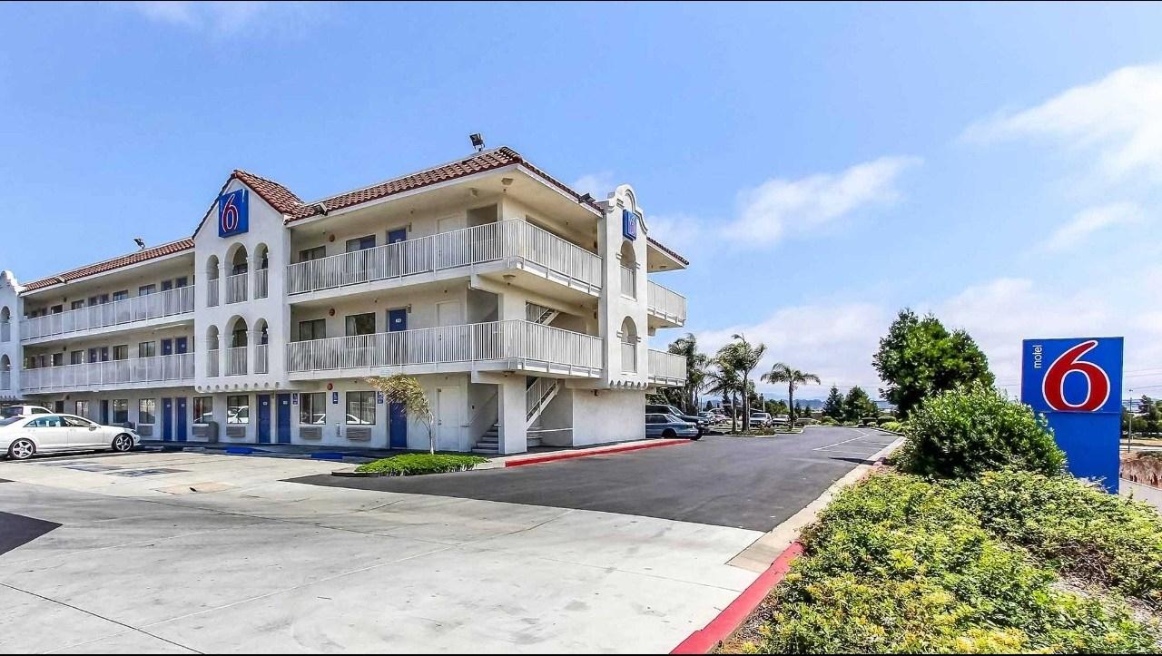 Motel 6 Watsonville - Monterey Area Hotel In Watsonville Ca ($59+ - Motel 6 California Map