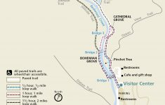 Muir Woods Trail Map – Muir Woods National Monument California • Mappery – Muir Woods Map California