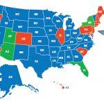 Multi State Ccw Class | Firearms Training Of Wny   Florida Ccw Reciprocity Map