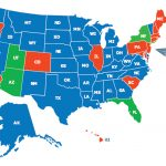 Multi State Ccw Class | Firearms Training Of Wny   Florida Concealed Carry States Map