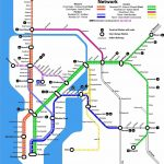 Mumbai Local Train Map   Printable Local Maps