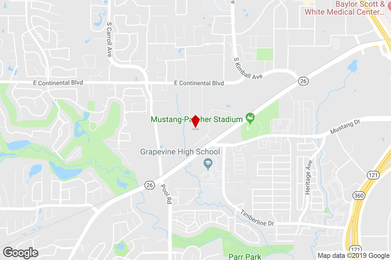Mustang Ct & Hwy 26, Southlake, Tx, 76092 - Commercial Property For - Southlake Texas Map
