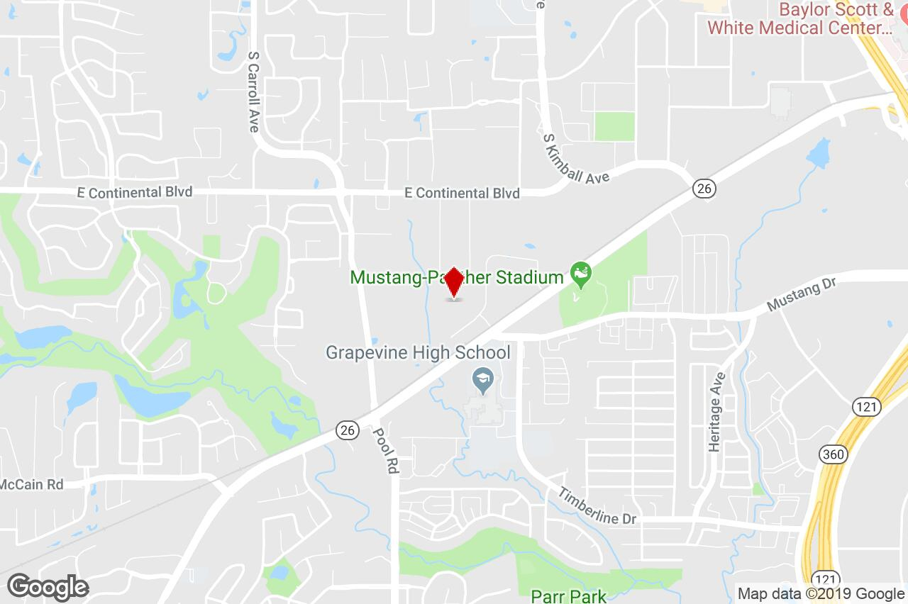 Mustang Ct & Hwy 26, Southlake, Tx, 76092 - Commercial Property For - Where Is Southlake Texas On A Map Of Texas