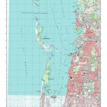 Mytopo Dunedin, Florida Usgs Quad Topo Map   Usgs Topographic Maps Florida