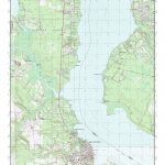 Mytopo Fleming Island, Florida Usgs Quad Topo Map   Fleming Island Florida Map