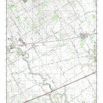 Mytopo Marion, Texas Usgs Quad Topo Map   Marion Texas Map
