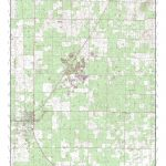 Mytopo Newberry, Florida Usgs Quad Topo Map   Newberry Florida Map