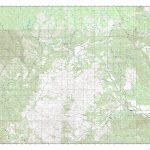 Mytopo Ono, California Usgs Quad Topo Map   Ono California Map