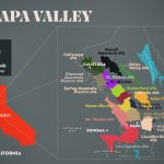 Napa Valley | Sevenfifty Daily   Map Of Northern California Wine Regions
