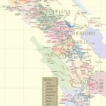 Napa Valley Wineries | Wine Tastings, Tours & Winery Map   California Wine Trail Map