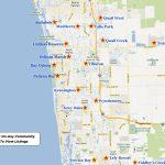 Naples Luxury Golf Real Estate   Map Of Naples Florida Neighborhoods