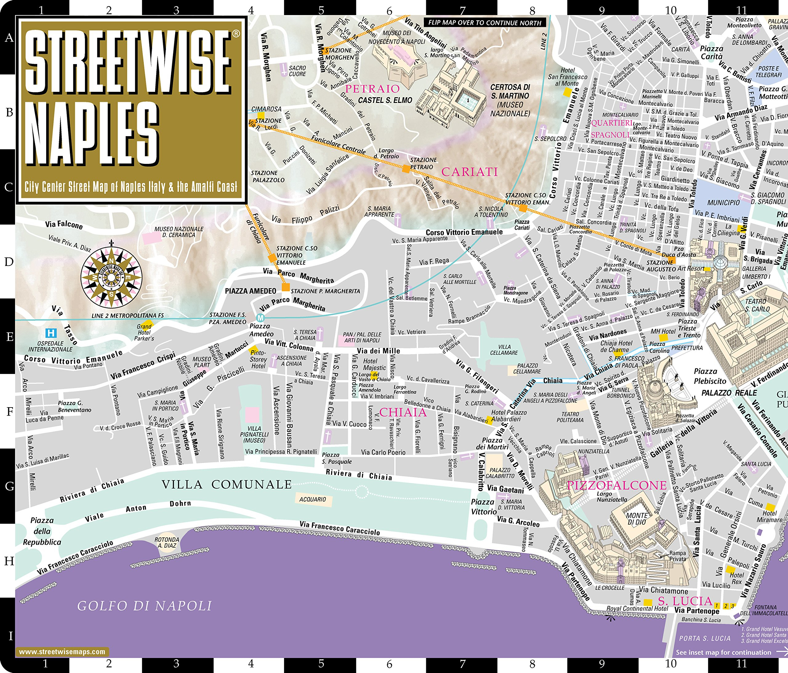 Naples Map And Travel Information | Download Free Naples Map - Street Map Of Naples Florida