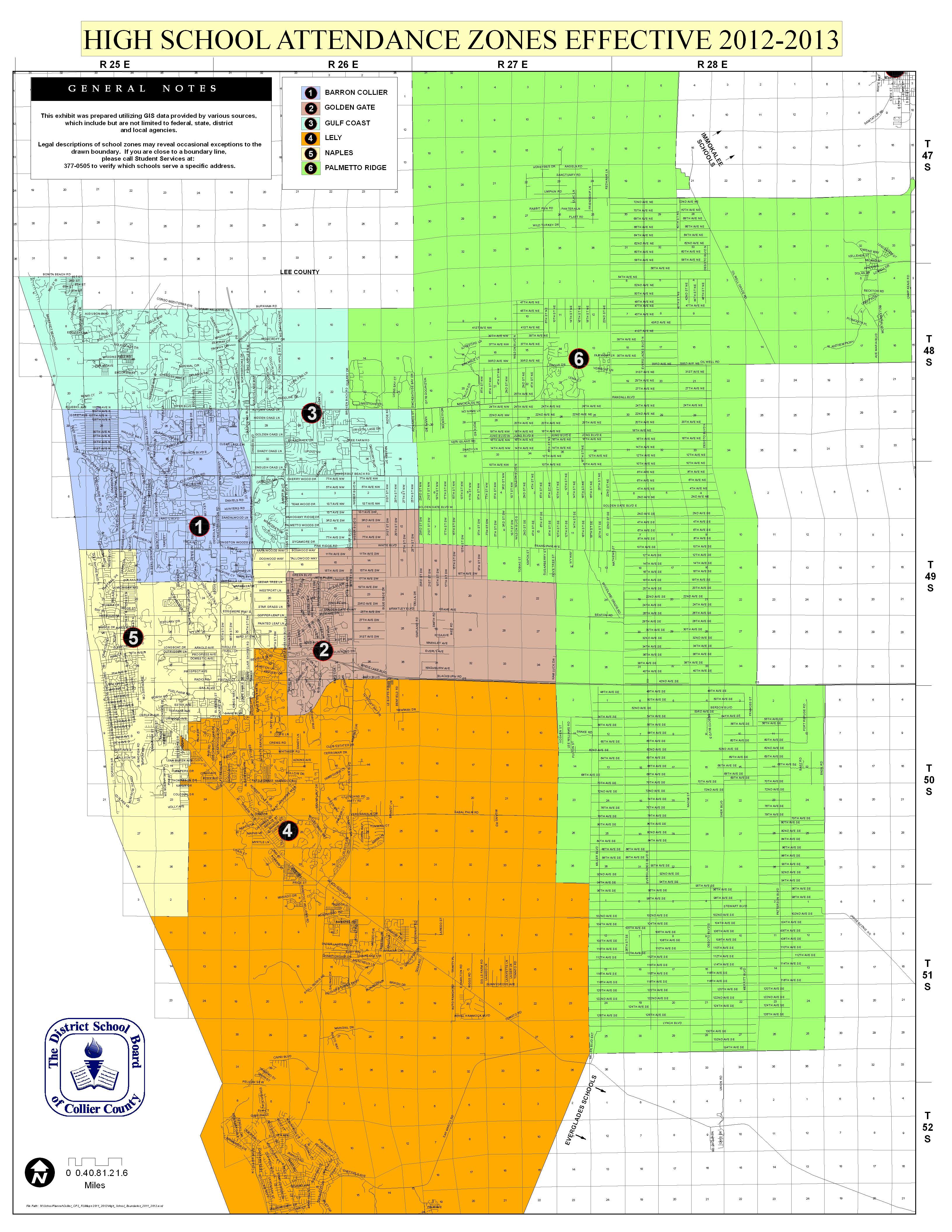 Naples School Districts Real Estate - Naples Florida Flood Zone Map